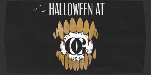 Halloween at OGs
